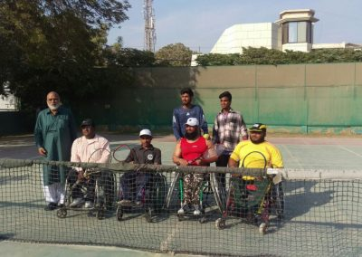 Wheel Chair Tennis (2)