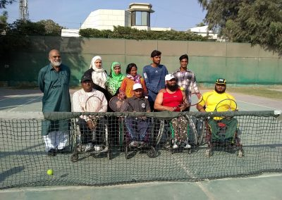 Wheel Chair Tennis (4)