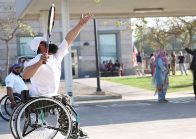Wheel Chair Tennis (5)