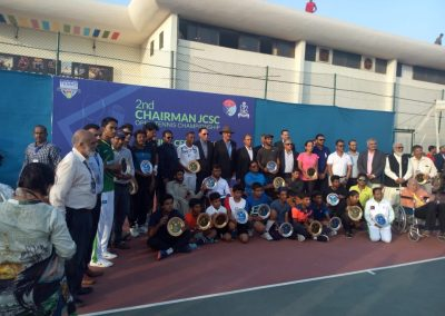 2nd Chairman JCSC Open Tournament Group Photo