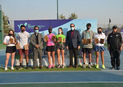 PTF President ITF World Juniors J5 Tennis Championships Week I – February 2021